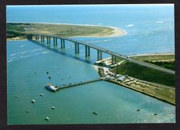 FROMENTINE (85 Vendée)Vue Aérienne Du Pont Reliant Fromentine à L'île De Noirmoutier (Pierre Artaud N° 624/85) - Other Municipalities