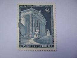 Österreich  1760  O - 1981-90 Used