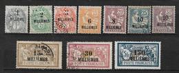 Ala11 -Alexandrie  Entre N°50A & 60 Neuf Ou Oblitéré 10 Valeur CV + De 49,00 Euros - Unclassified