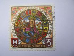 Österreich  1983  O - 1981-90 Used