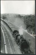 Photo P. Laurent - Juin 1949 - Train 3261 Paris - Montereau & Montgeron - See 2 Scans - Trains