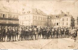 36 - Indre - Le Blanc - Rassemblement Militaire Place Du Bosquet - Septembre 1919 - Le Blanc