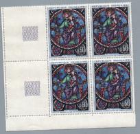 FRANCE 1964 - Yv 1419 - Bloc De 4 Neuf** - Nuevos