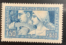 1928   Y Et T 252* - Ongebruikt