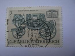 Österreich  1407  O - 1971-80 Used