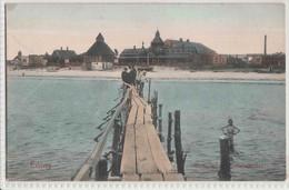 ESBJERG - BADHEUSBROEN - Danemark