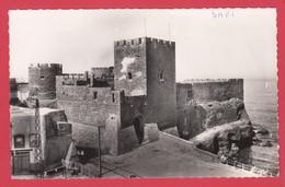 CPSM- SAFI- Ann.50 - Vieille Forteresse Portugaise* Scan Recto/Verso - Altri