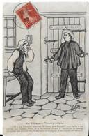 FIANCE PRATIQUE (au Village) (illustrateur C.Lestin) - Autres Illustrateurs