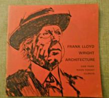 Architettura - Franck Lloyd Architecture - Chicago S.d. (anni 60) - Architettura