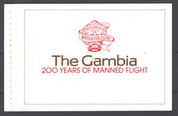 Gambia 1983 Y.T.C491 **/MNH VF/F - Gambia (1965-...)
