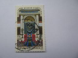 Österreich  1538  O - 1971-80 Used