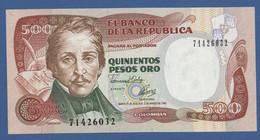 COLOMBIA - P.431A – 500 Pesos Oro 02/03/1992  - UNC - Colombia