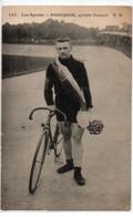 POUCHOIS-sprinter Français - Ciclismo