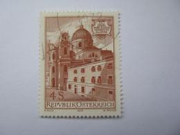 Österreich  1402    O - 1971-80 Used