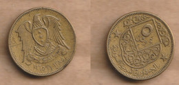 SIRIA   Aluminium-bronze • 3 G • ⌀ 19 Mm KM# 94, Schön# 27 - Gibraltar