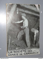Livre La Société Des Mines De CARMAUX - 1938  ................ Caisse1-210124-L7 - 1900 – 1949
