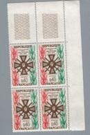FRANCE 1965 - Yv 1452 - Bloc De 4 Neuf** - Nuevos