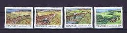 Transkei 1985: Michel-Nr. 163-66** Postfrisch / Mnh - Transkei