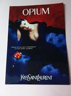 YSL Carte Parfum Brillante Opium - Modern (from 1961)