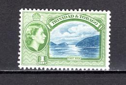 TRINITE ET TOBAGO   N° 159   NEUF AVEC CHARNIERE   COTE  0.30€   PAYSAGE - Trindad & Tobago (...-1961)