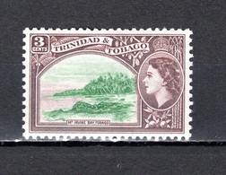 TRINITE ET TOBAGO   N° 161   NEUF AVEC CHARNIERE   COTE  0.30€    PAYSAGE - Trindad & Tobago (...-1961)