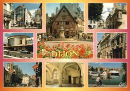 21 DIJON   CPM   Multi-vues - Dijon