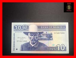 NAMIBIA 10  $ 1993   P. 1   VF \ XF - Namibia