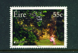 IRELAND  -  2011 Europa 55c Used As Scan - Used Stamps