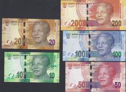 South Africa - Serie - MANDELA Centenary 1918-2018 - UNC (1) - South Africa