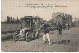 CPA NORD DOUANE FRANCAISE La Fraude En Automobile ELD N°9 - Dogana