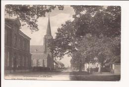 's Gravenwezel  :de Kerk  1910 - Schilde