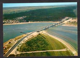 ILE De NOIRMOUTIER (85 Vendée) Le Pont Reliant Le Continent Avec Poste De Péage à 7 Voies De Circulation (n° 1946) - Noirmoutier