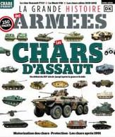 LA GRANDE HISTOIRE DES ARMÉES 5 H LES CHARS D'ASSAUT - Geschichte