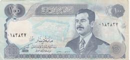 BANCONOTA IRAQ 100 DINARI VF (HC1657 - Iraq