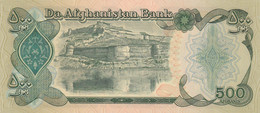 BANCONOTA AFGHANISTAN 500 UNC (HC1686 - Afghanistan