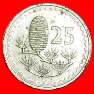 • CEDAR Of LEBANON: CYPRUS ★ 25 MILS 1978! LOW START ★ NO RESERVE! - Cyprus