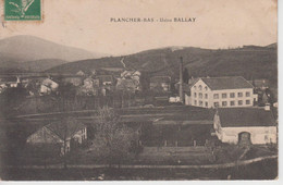 CPA Plancher-Bas - Usine Ballay (en Joli Plan) - Autres Communes