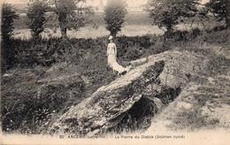 Ancenis - La Pierre Du Diable (dolmen Ruiné) - Ancenis