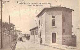 H0105 - MARSEILLE - D13 - Chemin De Montolivet - Ecole De Garçons - Altri