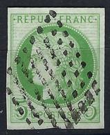 FRANCE Colonies Générales: Le Y&T 17, Obl. Losange De Points - Ceres