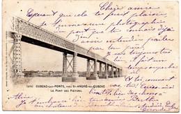 Cubzac Les Ponts Près Saint André De Cubzac - Le Pont Des Piétons - Cubzac-les-Ponts
