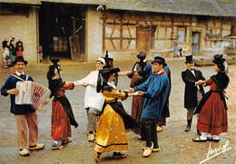 Louhans Groupe Folkorique Ferme à Situer éd Moisy 116 - Louhans