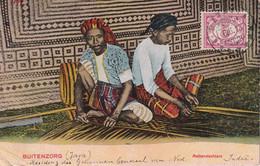INDES NEERLANDAISES 1913 CARTE POSTALE  DE BATAVIA - Netherlands Indies