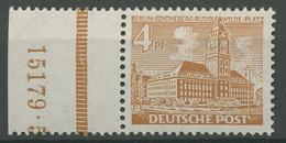 Berlin 1949 Berliner Bauten Mit Teil-Hausauftrags-Nr. 43 Teil-HAN Postfrisch - Ungebraucht