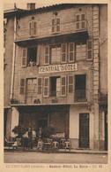 CPA-07-LE CHEYLARD-Central Hôtel, La Borie - Le Cheylard