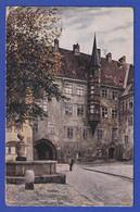 AK Bayern München Der Alte Hof 1924 Auf Umwegen Gelaufen Nach Tsingtao / China - Ohne Zuordnung