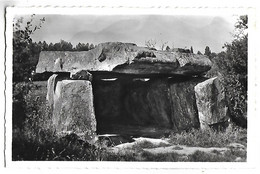DOLMEN - CONNERRE - Dolmen & Menhirs
