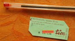 Ticket De Bus TIM (Morlaix) - Europe