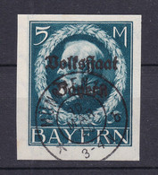 Bayern - 1920 - Michel Nr. 131 II B - Gestempelt - 70 Euro - Bavaria