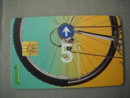 7004 Télécarte Collection BICYCLETTE Vélo Roue   ( Recto Verso)  Carte Téléphonique - Other